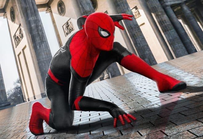 Tom Holland veut un film Spider-Verse.