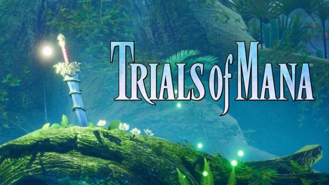 Trials of Mana a été annoncé à l'E3 2019.