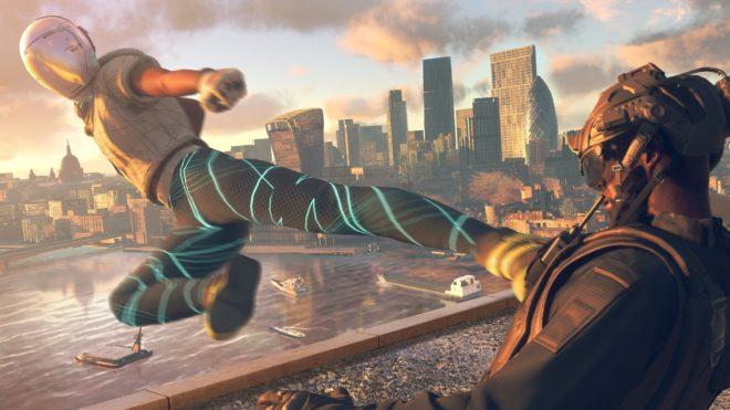 Watch Dogs Legion s'offre un partenariat avec Nvidia à l'E3 2019.