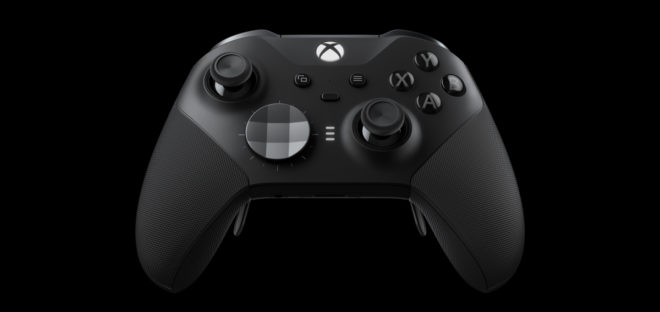 La Xbox Elite Wireless Controller Series 2 se dévoile à l'E3 2019.