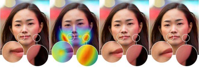 Adobe retouche visage intelligence artificielle