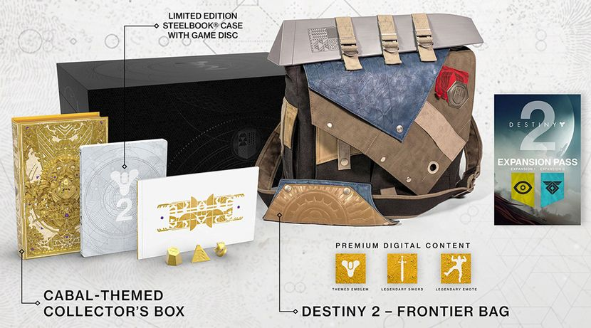 Bon plan : le pack collector Destiny 2 à 44€ au lieu de 249,99€
