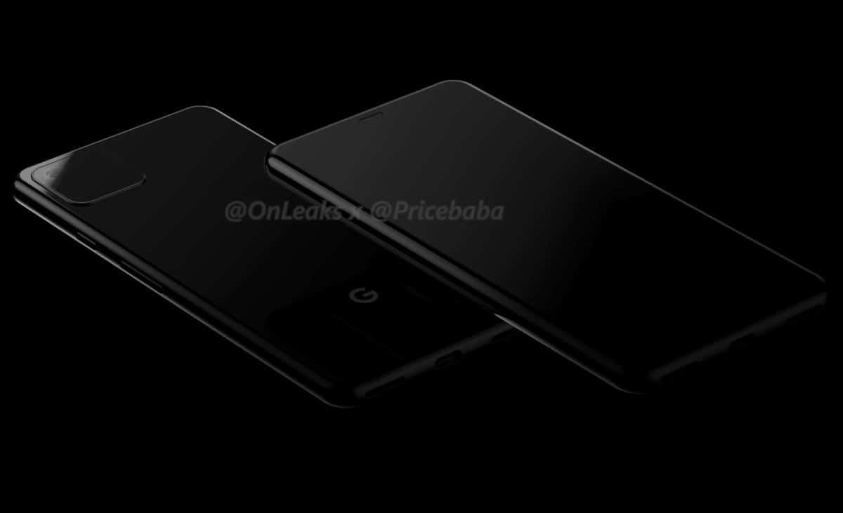 Le Google Pixel 4 ressemblerait beaucoup au supposé iPhone 2019