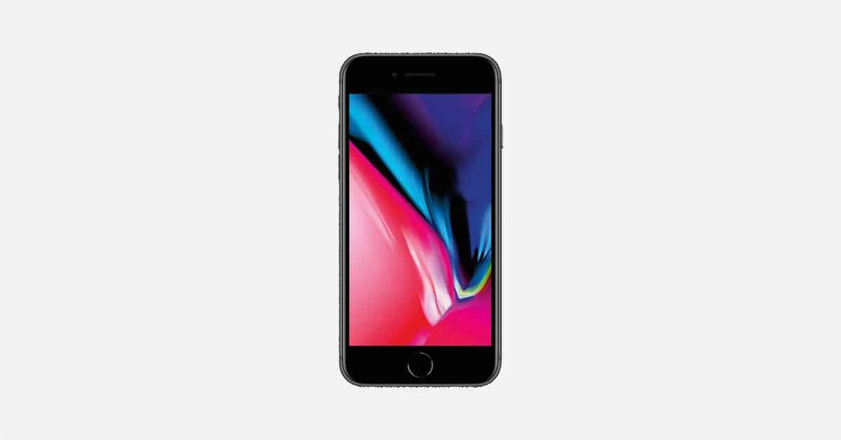 Prime Day : l'iPhone 8 256 Go (Space Grey) à 599€