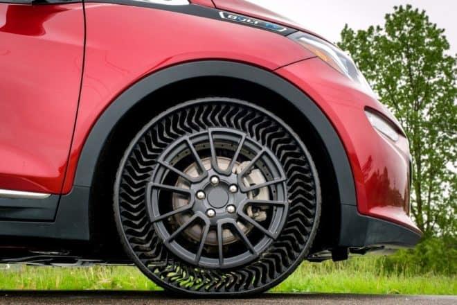 pneu sans air
