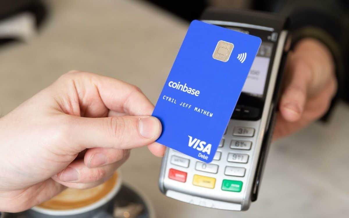 Coinbase Card : la nouvelle carte bancaire Visa pour bitcoin et crypto