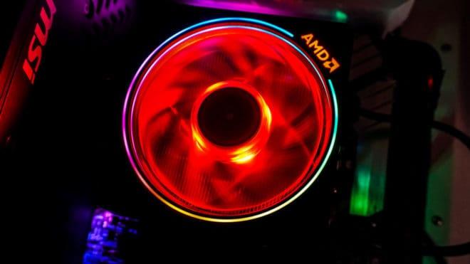 Razer illumine l'AMD Wraith Prism avec Chroma Connect