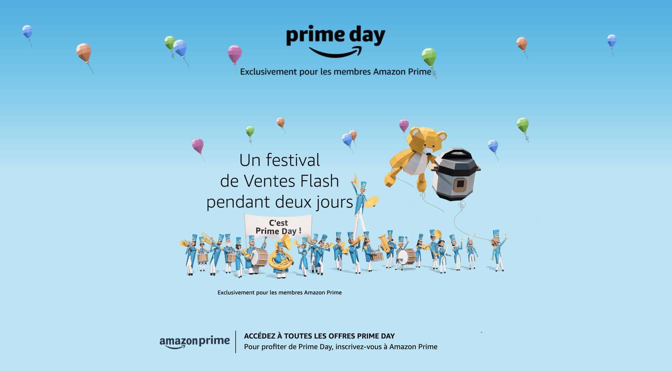 Prime Day 2019 : les meilleures offres en direct [Mis à jour à 16h]