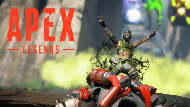 De la triche sur la version Xbox One d'Apex Legends avec le combo clavier/souris.