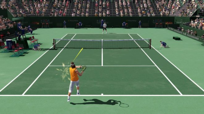 La licence Smash Court Tennis pourrait faire son retour.