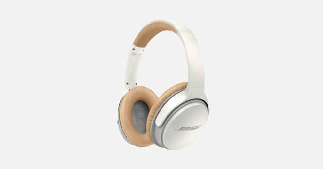 Bose SoundLink II en blanc