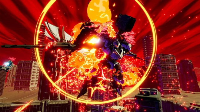 Une durée de vie conséquente pour Daemon X Machina sur Nintendo Switch.