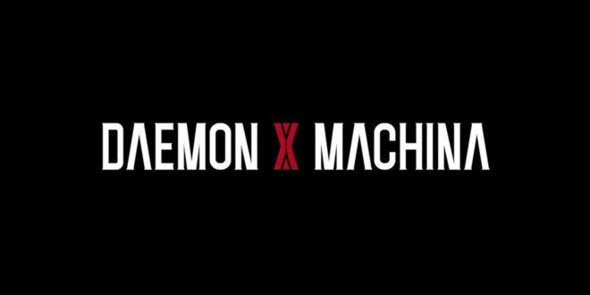 Daemon x Machina exhibe son édition limitée.