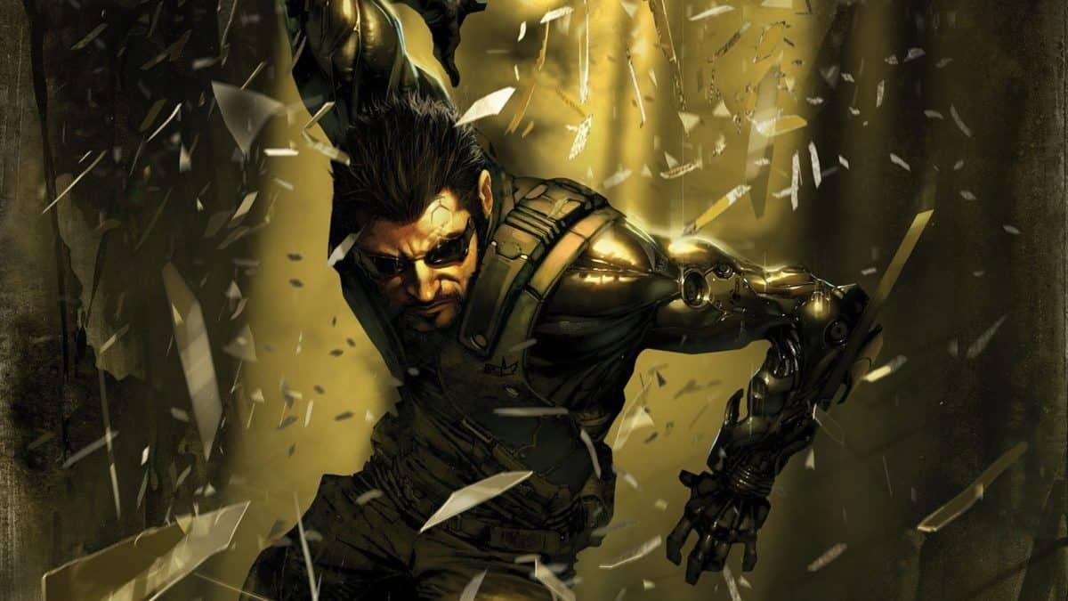 Adam Jensen ne devait pas être le héros de Deus Ex : Mankind Divided