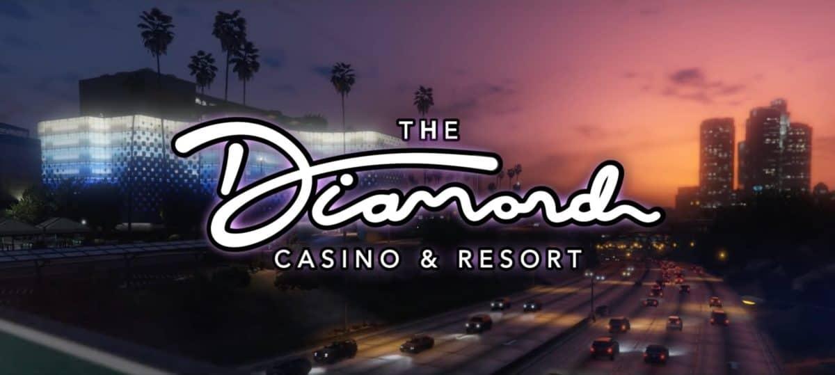 GTA Online : les jeux d'argent du Diamond Casino & Hôtel sont inaccessibles dans plusieurs pays