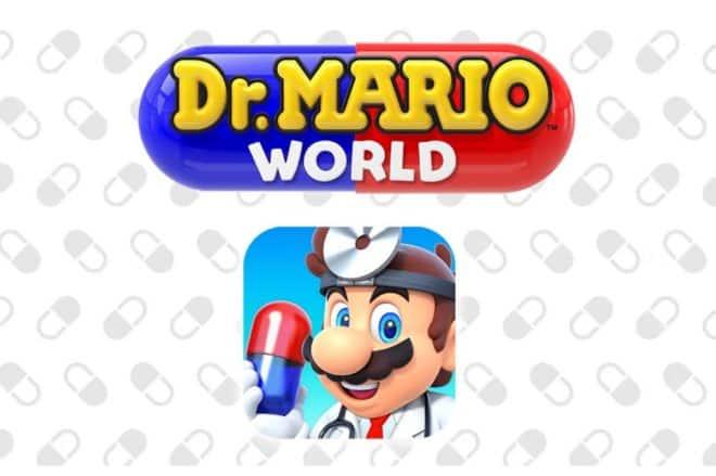 Démarrage mitigé pour Dr. Mario World.