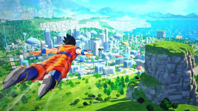 Dragon Ball Z : Kakarot proposera de jouer avec Gohan, Piccolo et Vegeta.