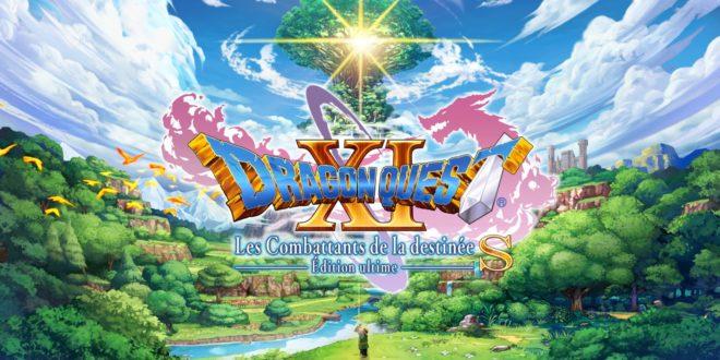 Square Enix dévoile les quêtes inédites de Dragon Quest XI S.
