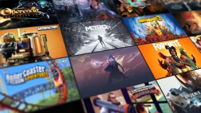 Epic Games paye le prix fort pour les exclusivités de l'EGS.