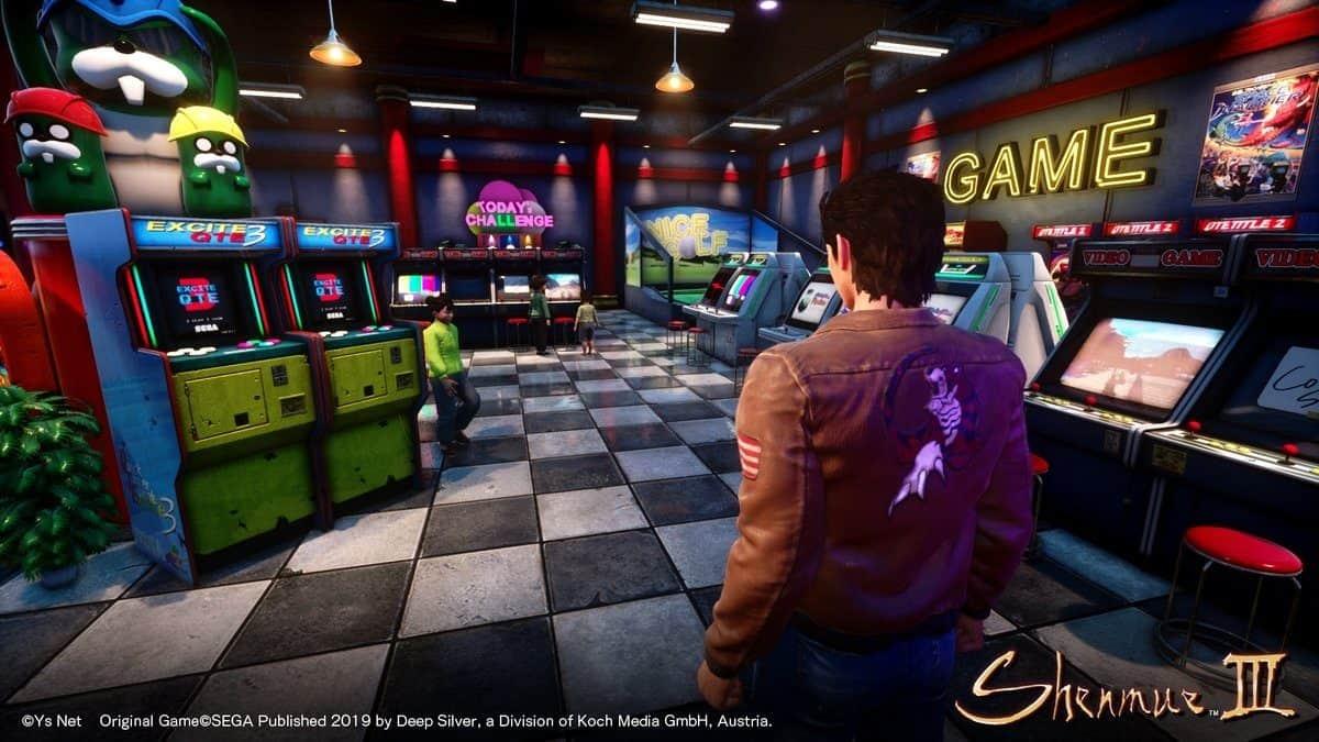 Gamescom 2019 : Yu Suzuki ne viendra pas avec Shenmue 3