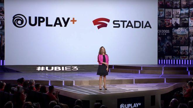 Ubisoft s'exprime sur sa collaboration avec Google Stadia.