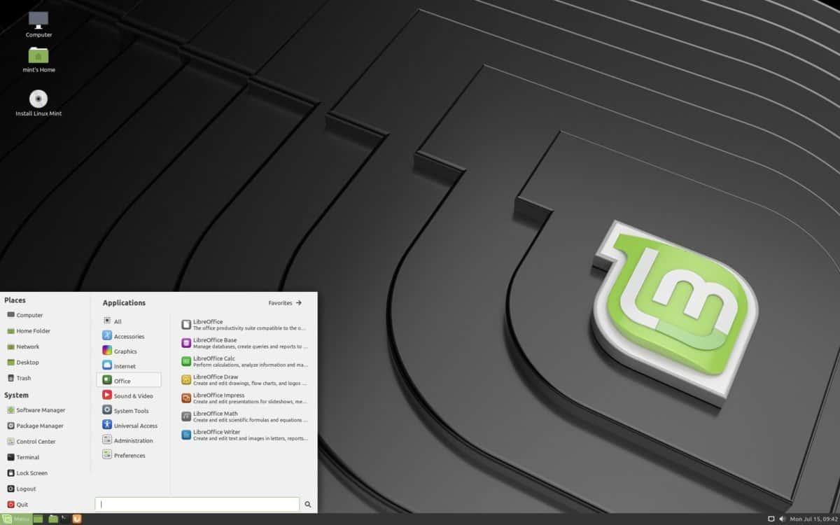 Linux Mint 20 abandonnera bientôt l'architecture 32 bits