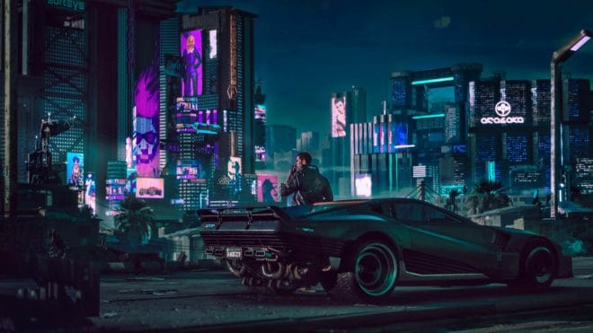Keanu Reeves a fortement augmenté les chances d'une adaptation en film pour la licence Cyberpunk.