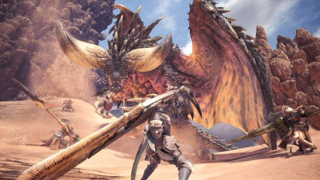 Monster Hunter : World confirme encore un peu plus son succès sur PS4, Xbox One et PC.