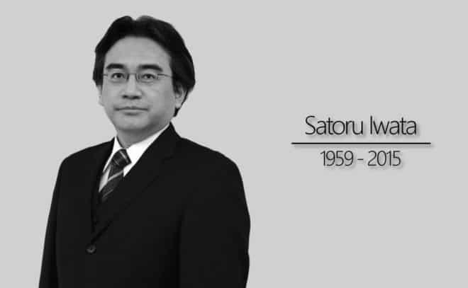 L'inévitable absence de Satoru Iwata rend triste Shigeru Miyamoto.