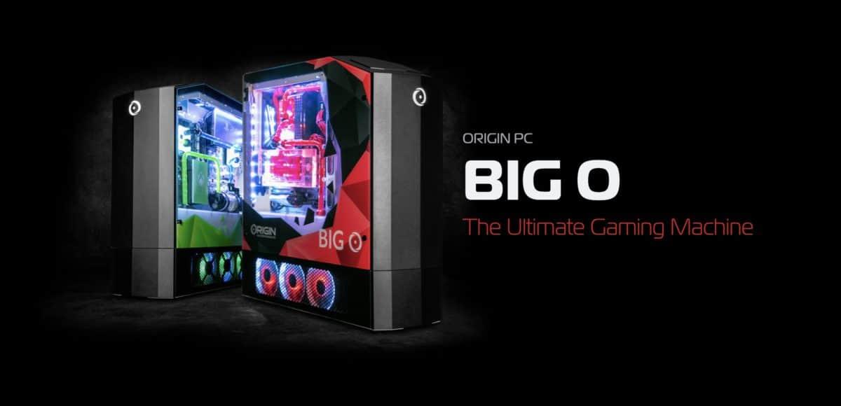 The Origin Big O : à la fois PS4, Xbox One, Switch et high-end PC