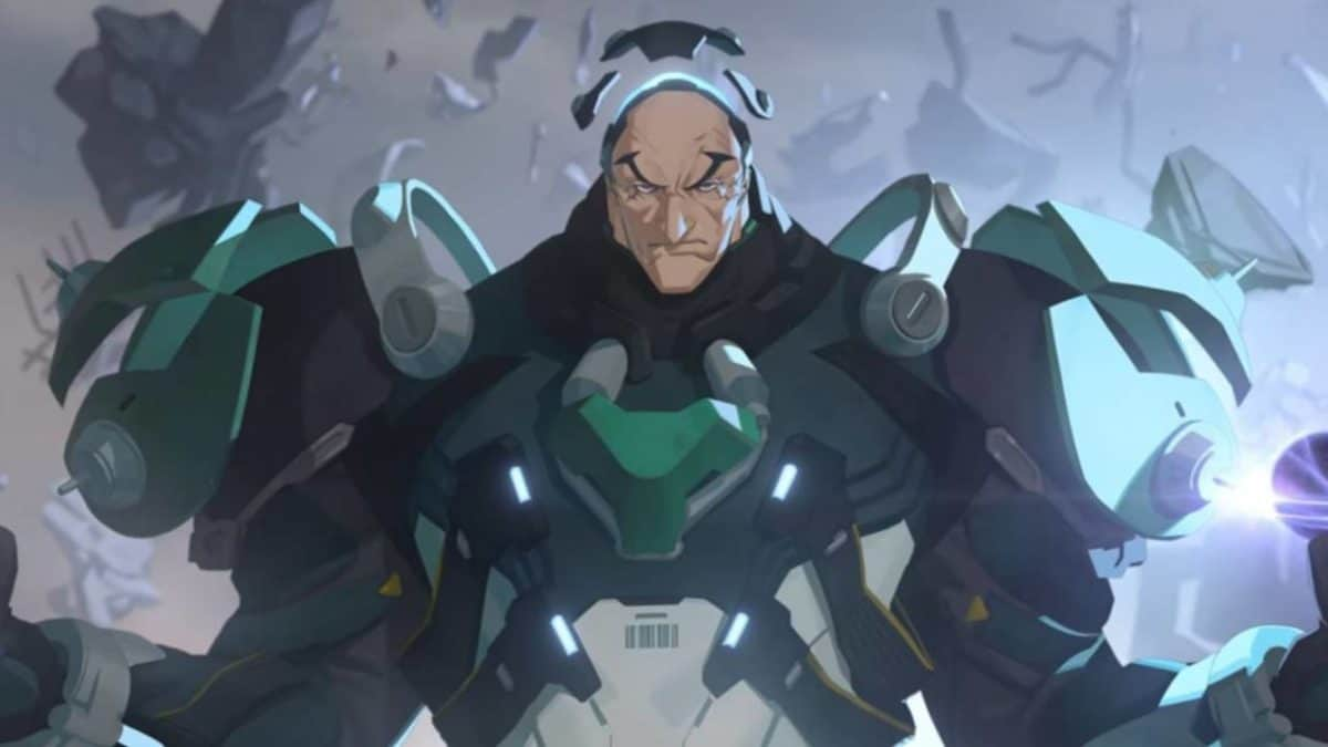 Blizzard tease un nouveau héros pour Overwatch