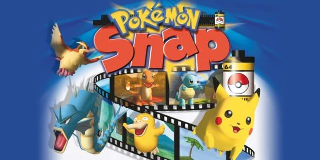 Un retour de Pokémon Snap sur Nintendo Switch pourrait voir le jour.