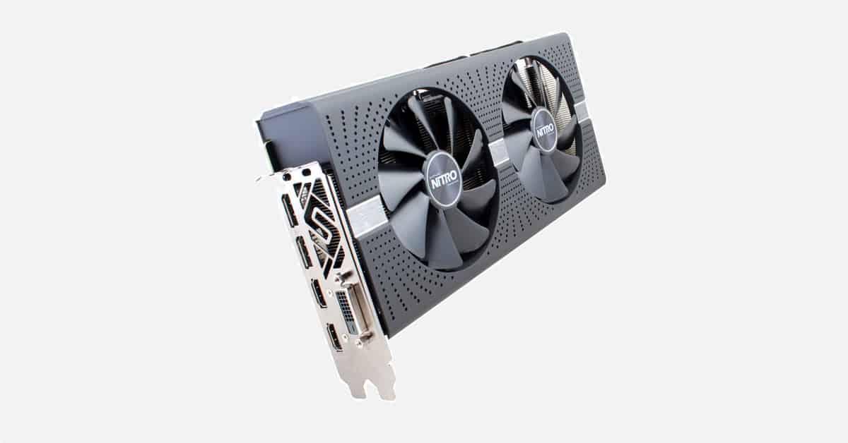 Prime Day : la carte graphique Radeon RX 580 (4 Go GDDR5) à -54%