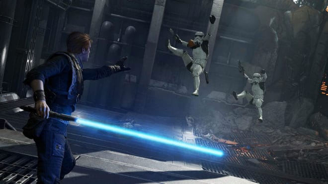 Star Wars Jedi : Fallen Order va puiser des éléments de gameplay dans Sekiro : Shadows Die Twice.