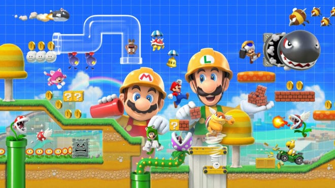 Les niveaux élaborés par des studios indépendants français sont prêts à être essayés par la communauté de Super Mario Maker 2.