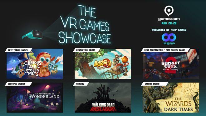 Un événement focalisé sur la réalité virtuelle va faire son arrivée à la Gamescom 2019.