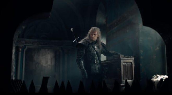 Netflix proposera une scène de bain dans la série The Witcher.