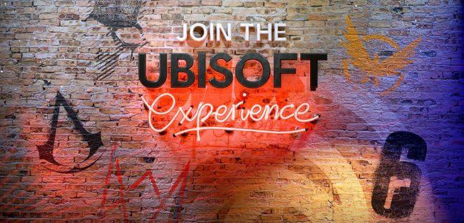 Ubisoft Experience, l'événement pour les fans d'Ubisoft.
