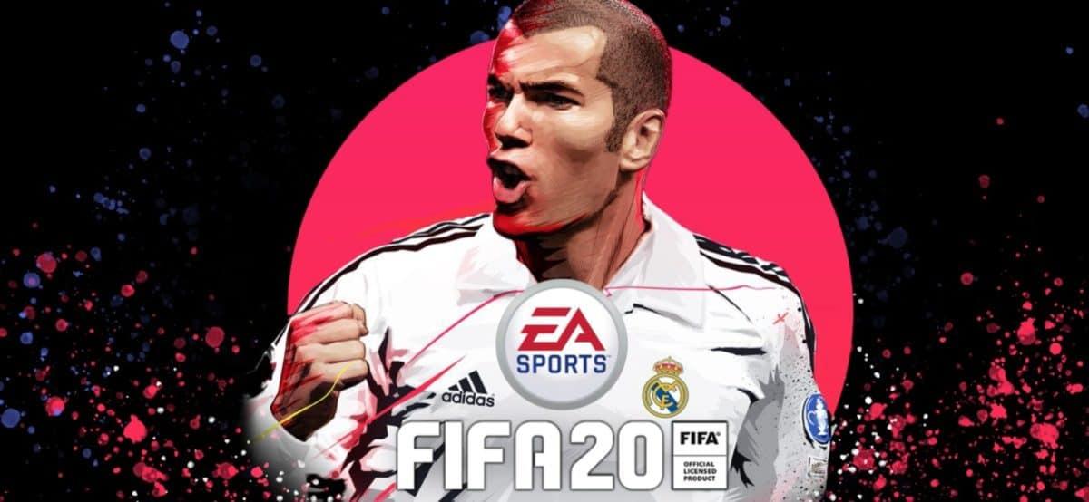 FIFA 20 : Zinedine Zidane, la star de l'Édition Ultime