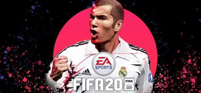 Zinedine Zidane sera à l'honneur dans FIFA 20.
