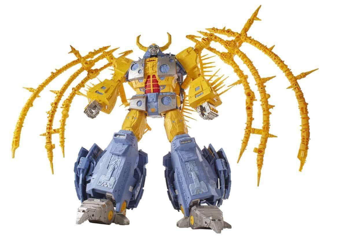 Hasbro veut faire financer cet énorme jouet Transformer Unicron
