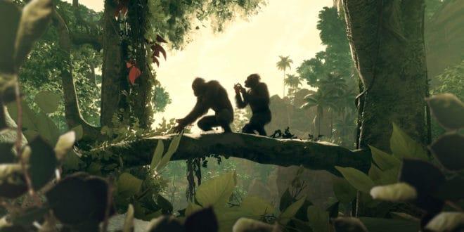Ancestors : The Humankind Odyssey est de sortie dans un premier temps sur PC.