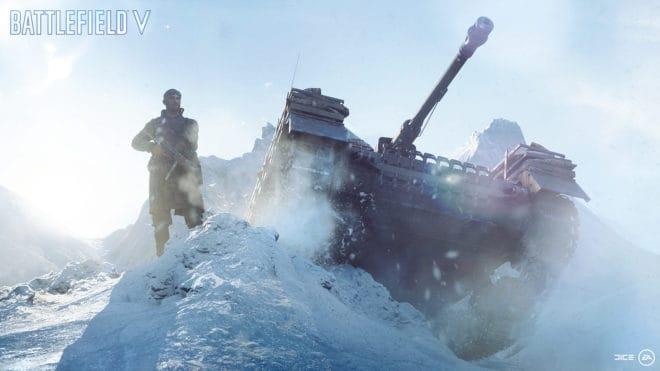 Le mode compétitif 5v5 de Battlefield 5 a été annulé.