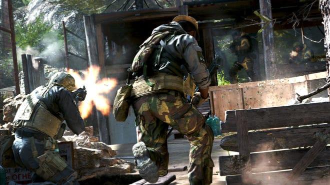 Activision ne voudrait pas se priver d'un mode Battle Royale pour le nouveau Call of Duty.