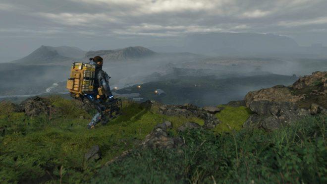 Hideo Kojima et son histoire d'amour avec l'open-world pour Metal Gear Solid 5 et Death Stranding.