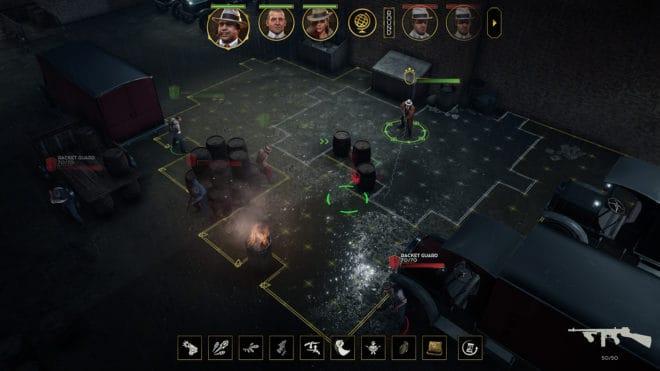 Empire of Sin a dévoilé du gameplay à la Gamescom 2019.