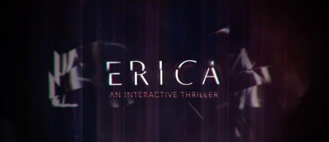 Erica se dévoile à la Gamescom 2019.
