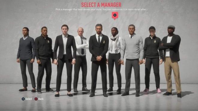 FIFA 20  les nouvelles fonctionnalités du mode carrière