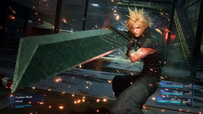 Final Fantasy 7 Remake sera plus qu'un remake de FF7.
