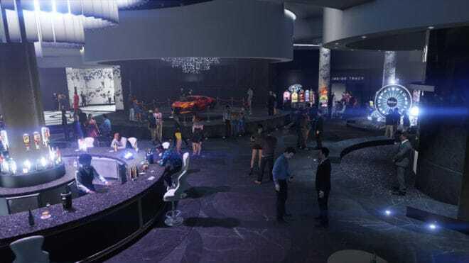 GTA 5 repasse en tête des ventes sur PS4 via le PlayStation Store en juillet.